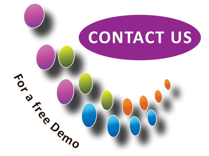 For a free demo, contact us.